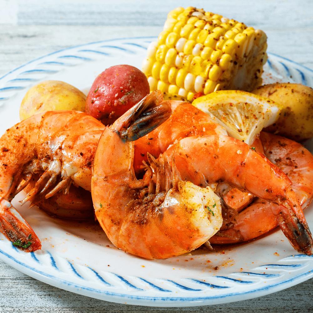 Jumbo Shell-On Shrimp image number 0