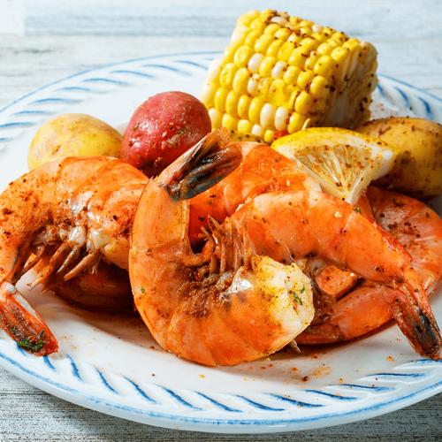 Jumbo Shell-On Shrimp