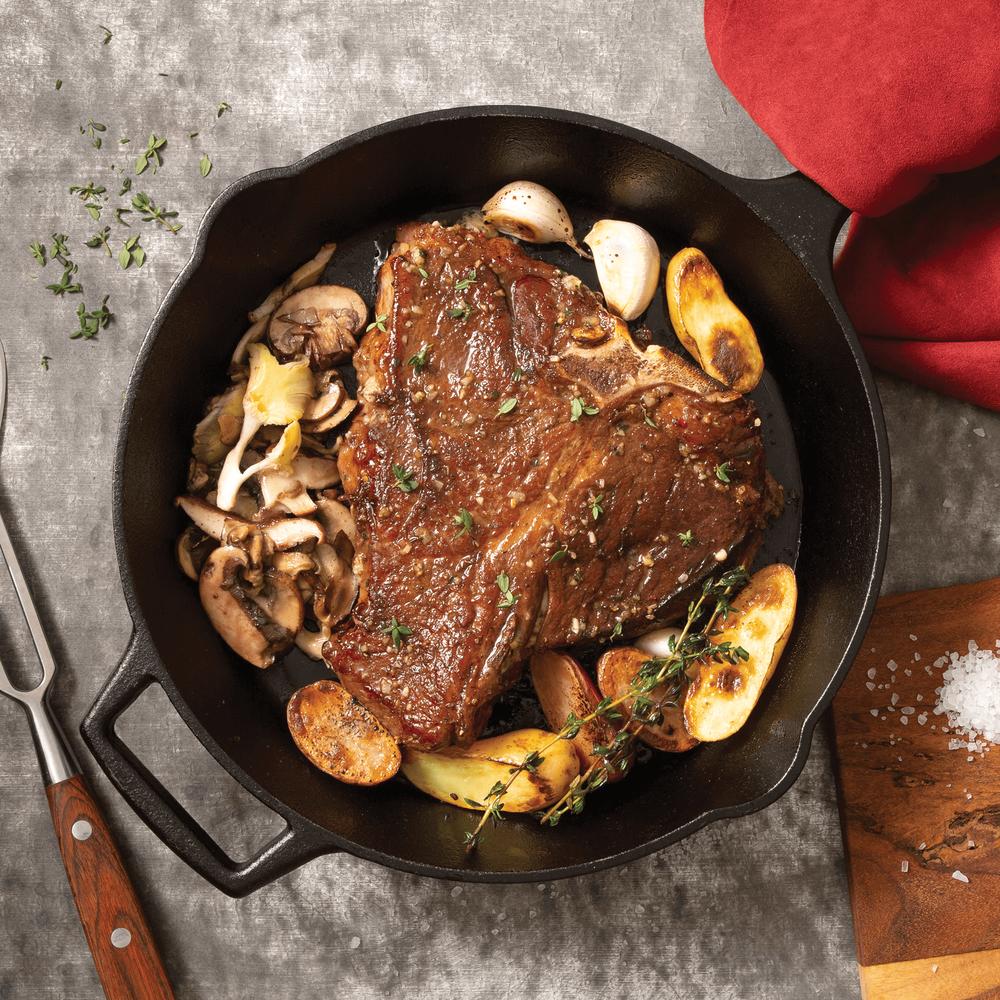 Niman Ranch Porterhouse Steak image number 4