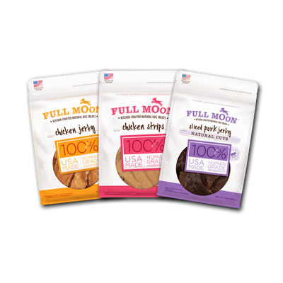 Full Moon Pet Treat Assortment