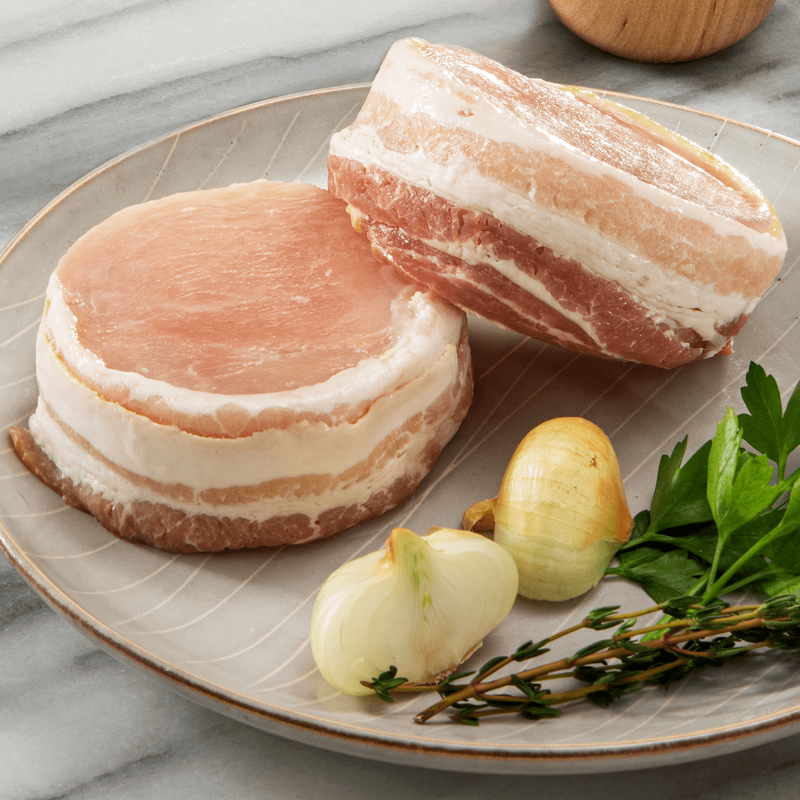 Perdue Cut Bacon-Wrapped Chicken Breasts™ image number 1