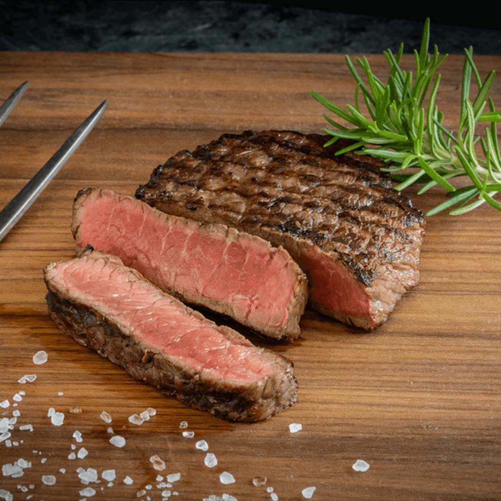 Niman Ranch 10-oz. Flat Iron Steak, Choice image number 0