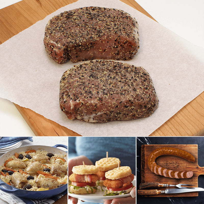 Family Feast Premium Proteins Gift Bundle image number 7