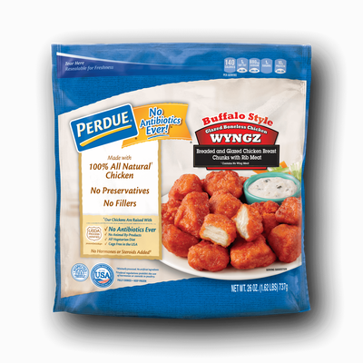 Perdue Buffalo-Style Boneless Chicken Wyngz
