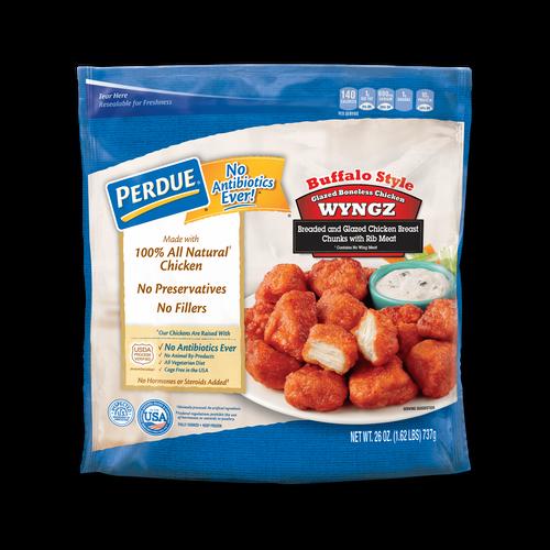 Perdue Buffalo-Style Boneless Chicken Wyngz