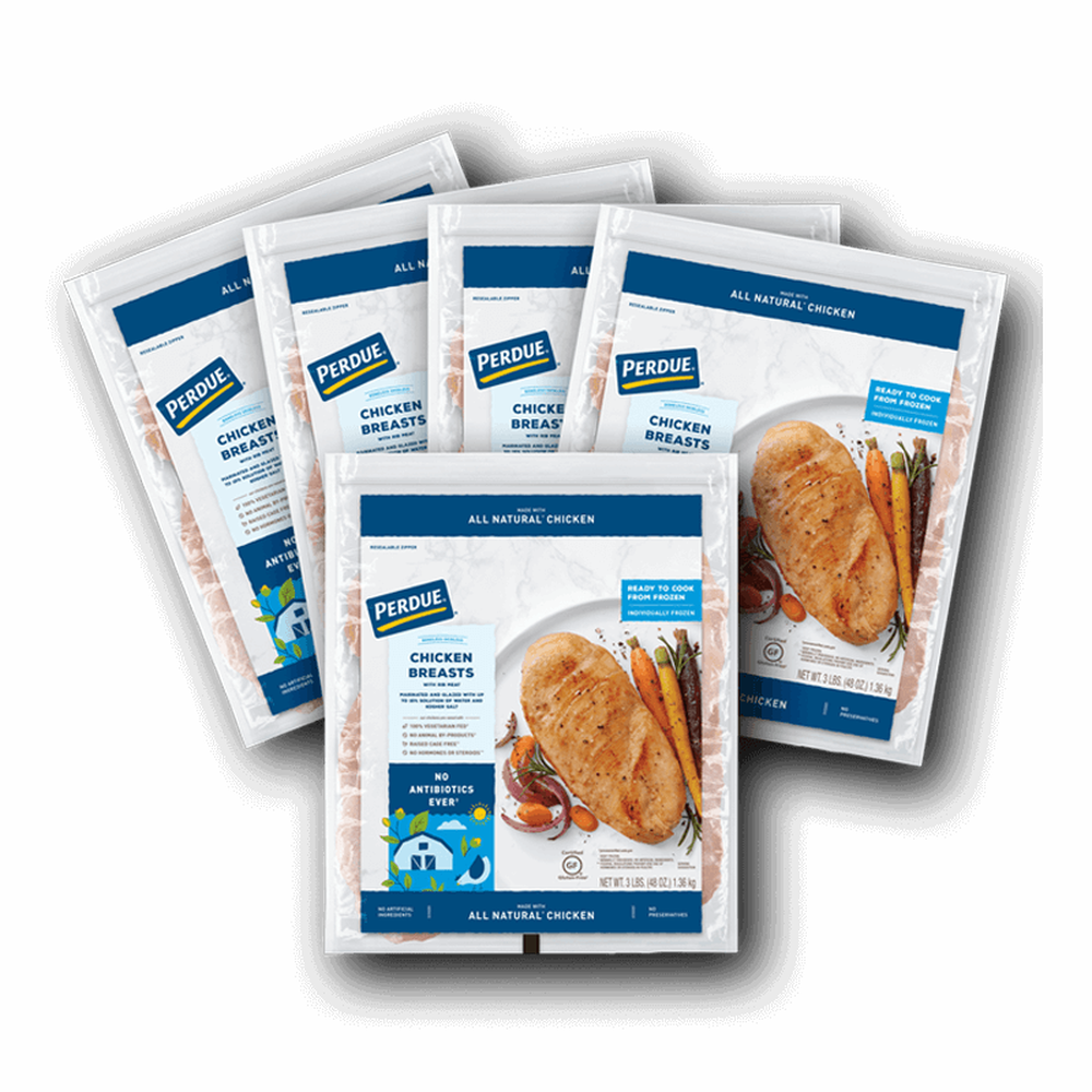 Classic Chicken Breasts Bundle image number 0