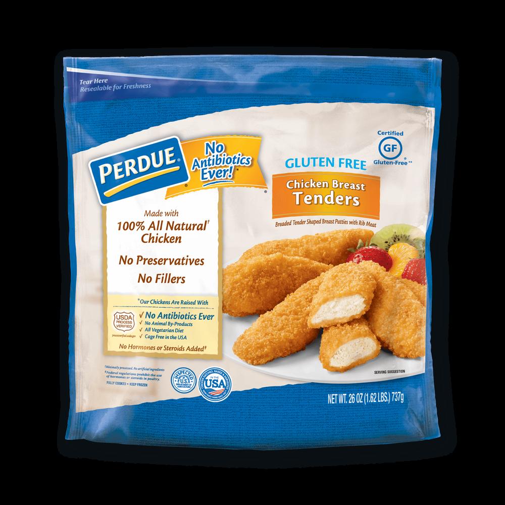 Perdue Breaded Chicken Breast Tenders Gluten Free image number 0