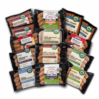 Specialty Sausages Bundle