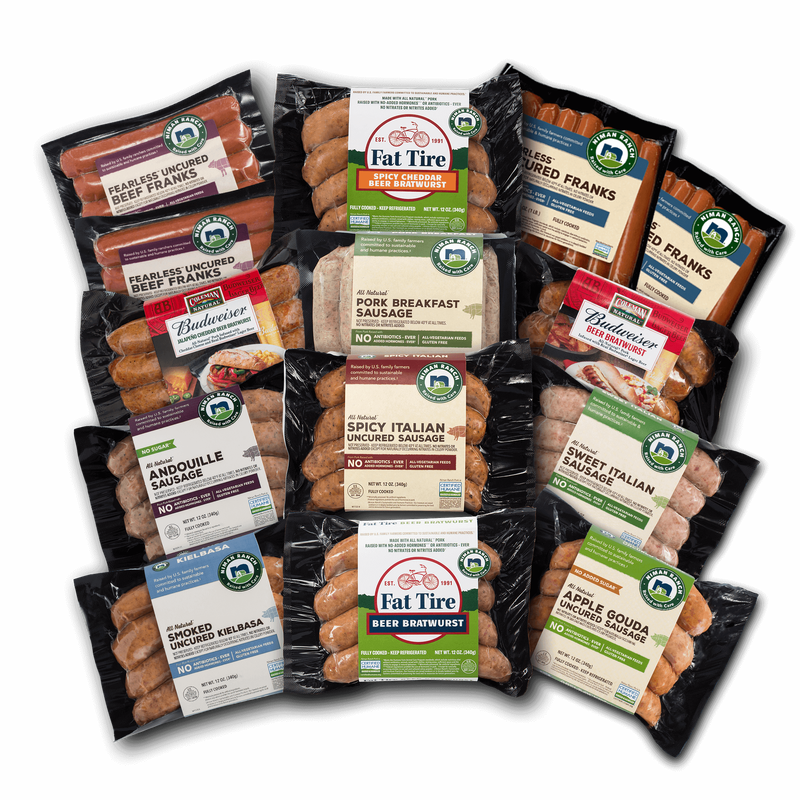 Specialty Sausages Bundle image number 0