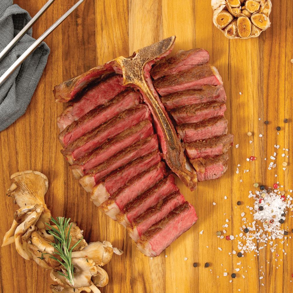 Niman Ranch T-Bone Steak - 24 oz. image number 2