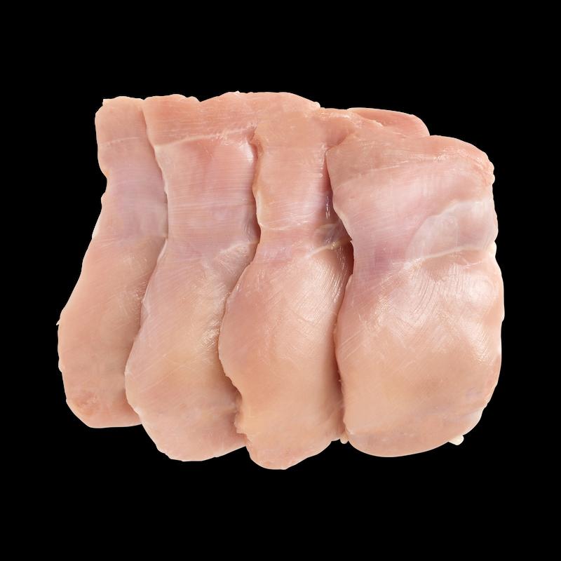Perdue Harvestland Organic Boneless Skinless Chicken Thighs Pack image number 1