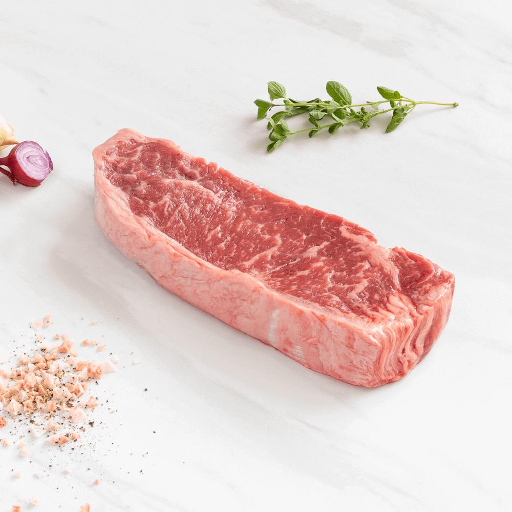 Niman Ranch New York Strip Steak, Prime image number 2