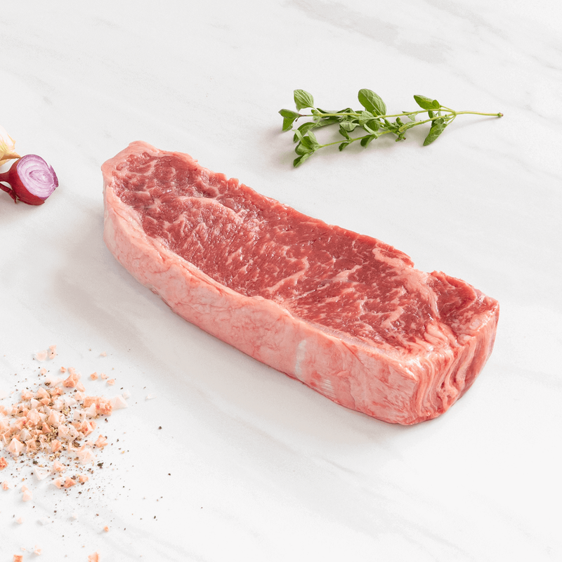 Niman Ranch 14-oz. New York Strip Steak, Prime image number 2