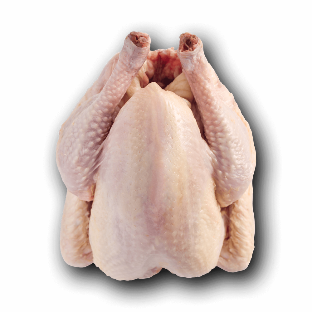 Skagit Red Air-Chilled Whole Chicken With Giblets image number 1