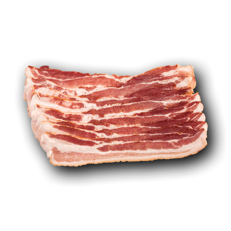 Coleman Natural No-Sugar Applewood-Smoked Bacon image number 1