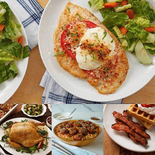 Family Feast Premium Proteins Gift Bundle