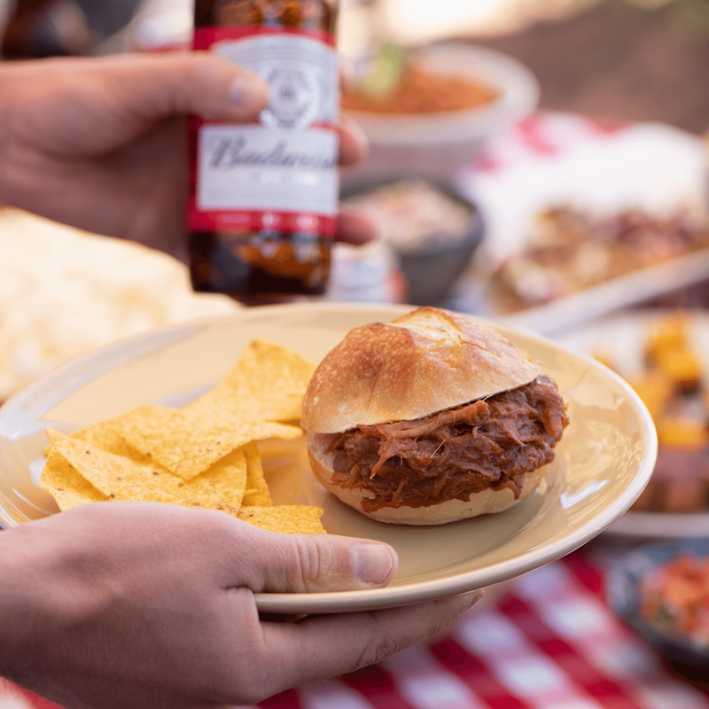 Coleman Natural Budweiser® BBQ Spicy Pulled Pork image number 2