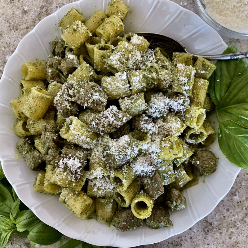 Filet Tips al Pesto image number 0