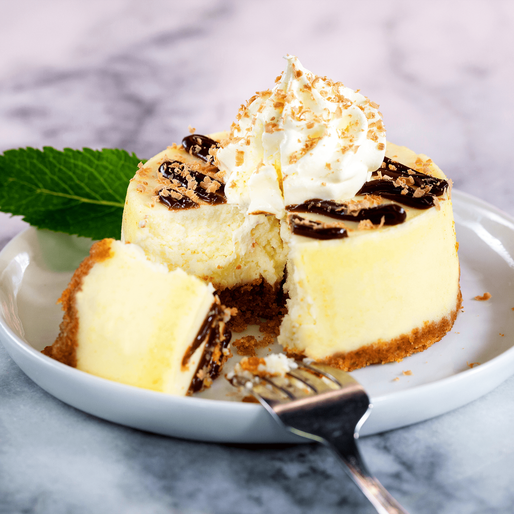 Individual New York Cheesecakes image number 2