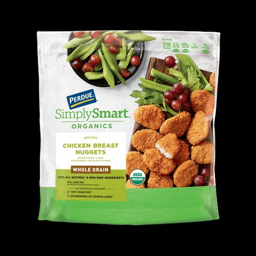 Perdue SimplySmart Organics Whole Grain Chicken Breast Nuggets