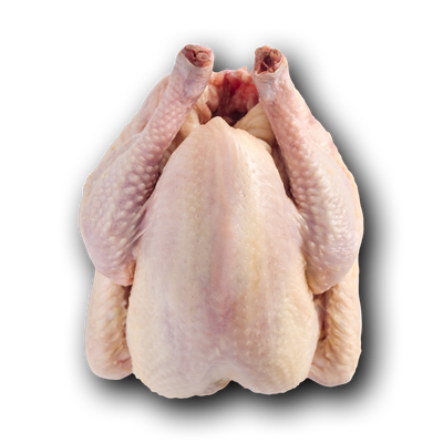 Skagit Red Air-Chilled Whole Chicken With Giblets
