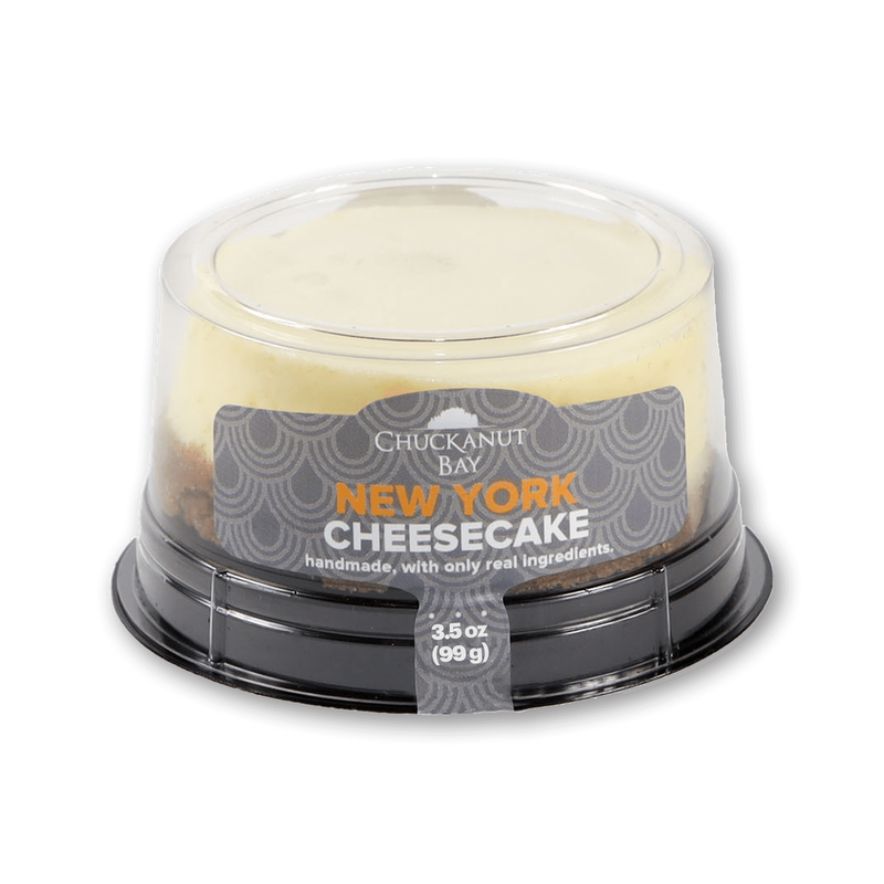Individual New York Cheesecakes image number 3