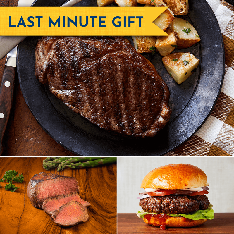 Rush Niman Ranch Angus Beef Gift Pack image number 0