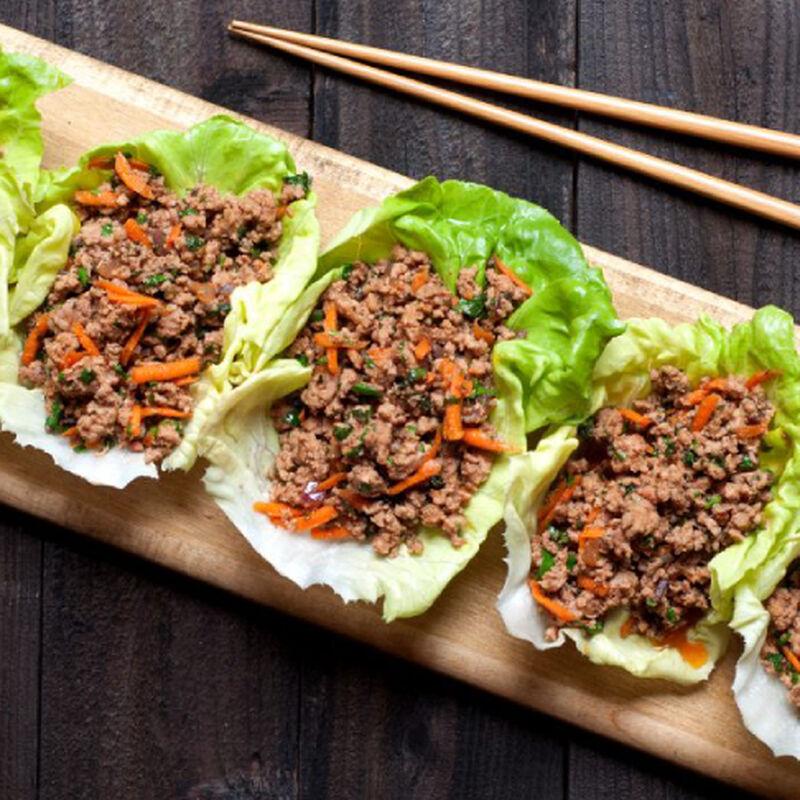 Pork Lettuce Wraps image number 0