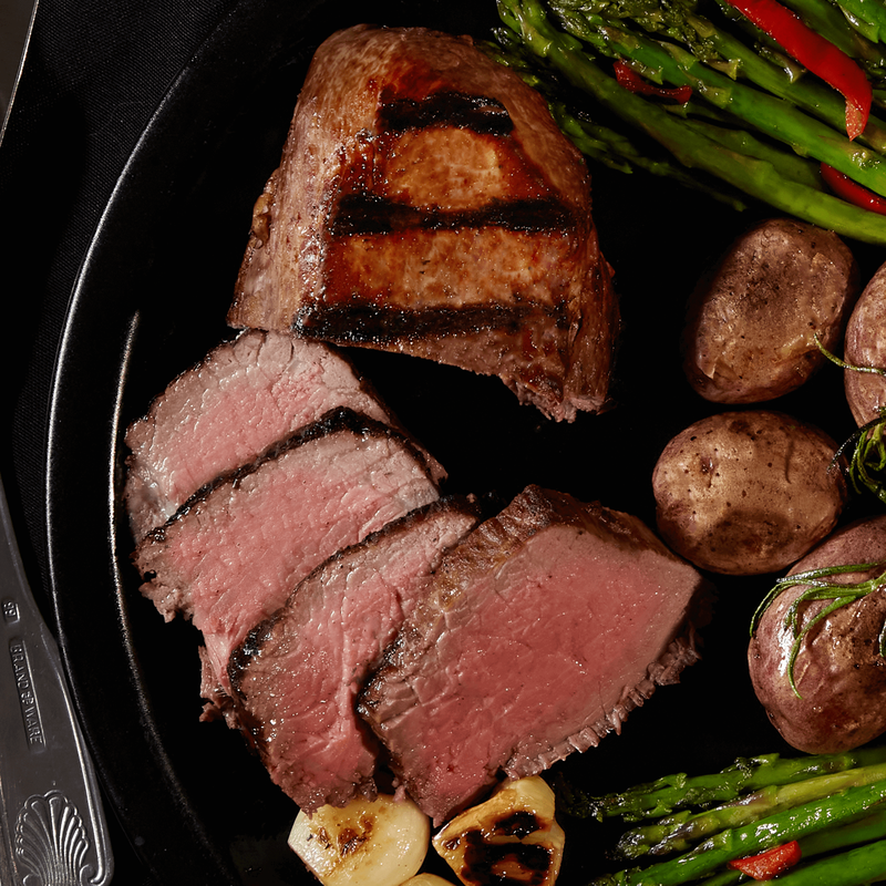 Niman Ranch Sirloin Steak Dinner image number 0