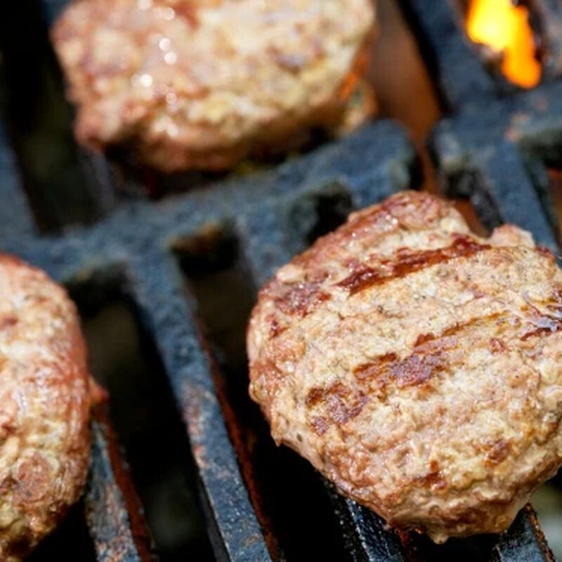 Grass-Fed Ground Beef Burgers image number 0