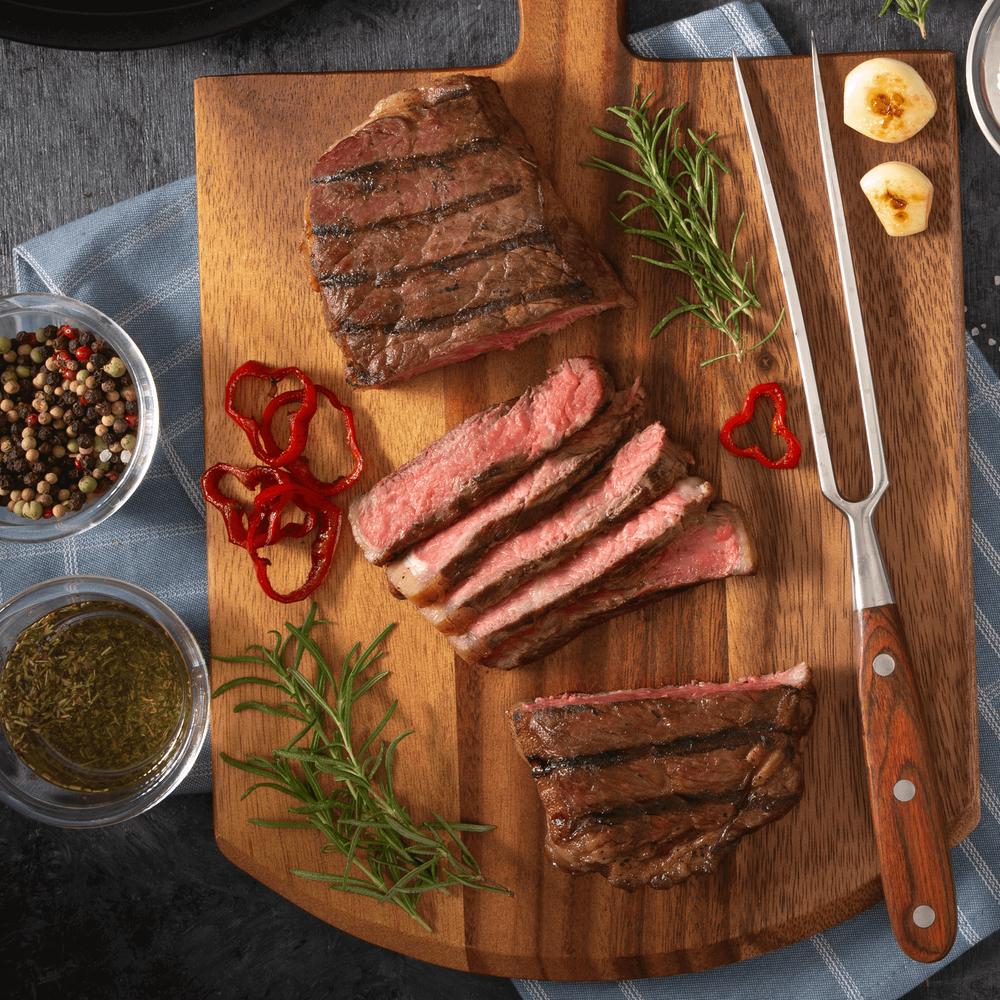 Niman Ranch 16-oz. New York Strip Steak 4-Pack image number 0