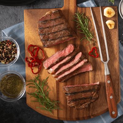 Niman Ranch 16-oz. New York Strip Steak 4-Pack