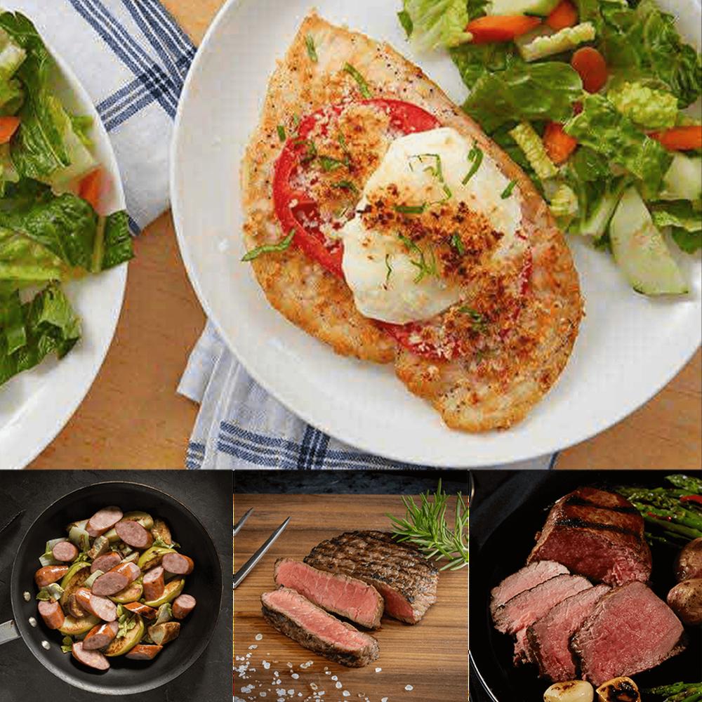 Premium Steak, Sausage and Burgers Gift Bundle image number 5