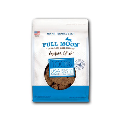Full Moon Chicken Fillets Dog Treats
