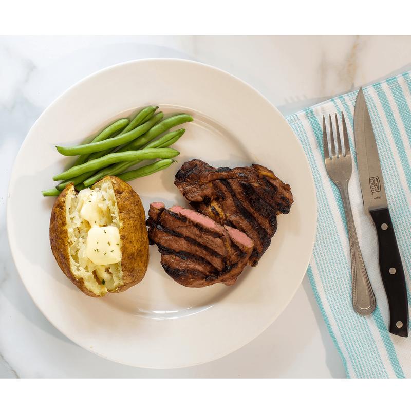 Panorama Organic Grass-Fed Ribeye Steak image number 5