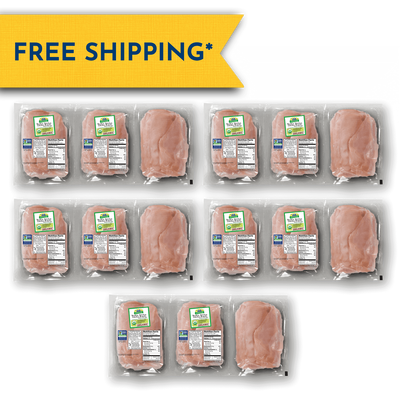 Bulk Perdue Harvestland Organic Chicken Breasts