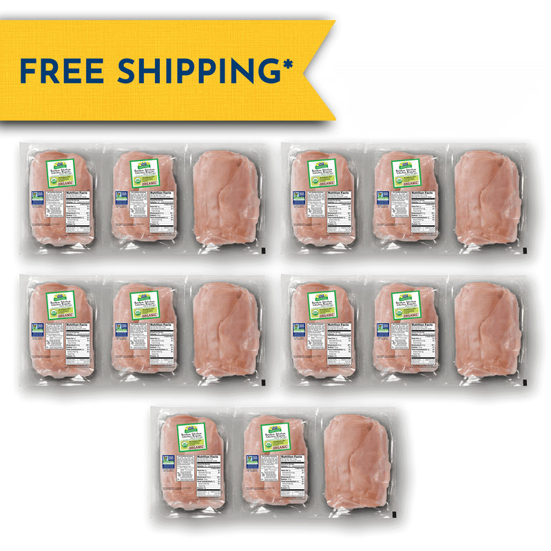 Bulk Perdue Harvestland Organic Chicken Breasts image number 0