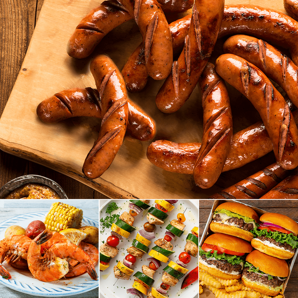 Meats and Seafood Starter Pack image number 1