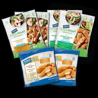 Perdue Gluten-Free Chicken Sampler
