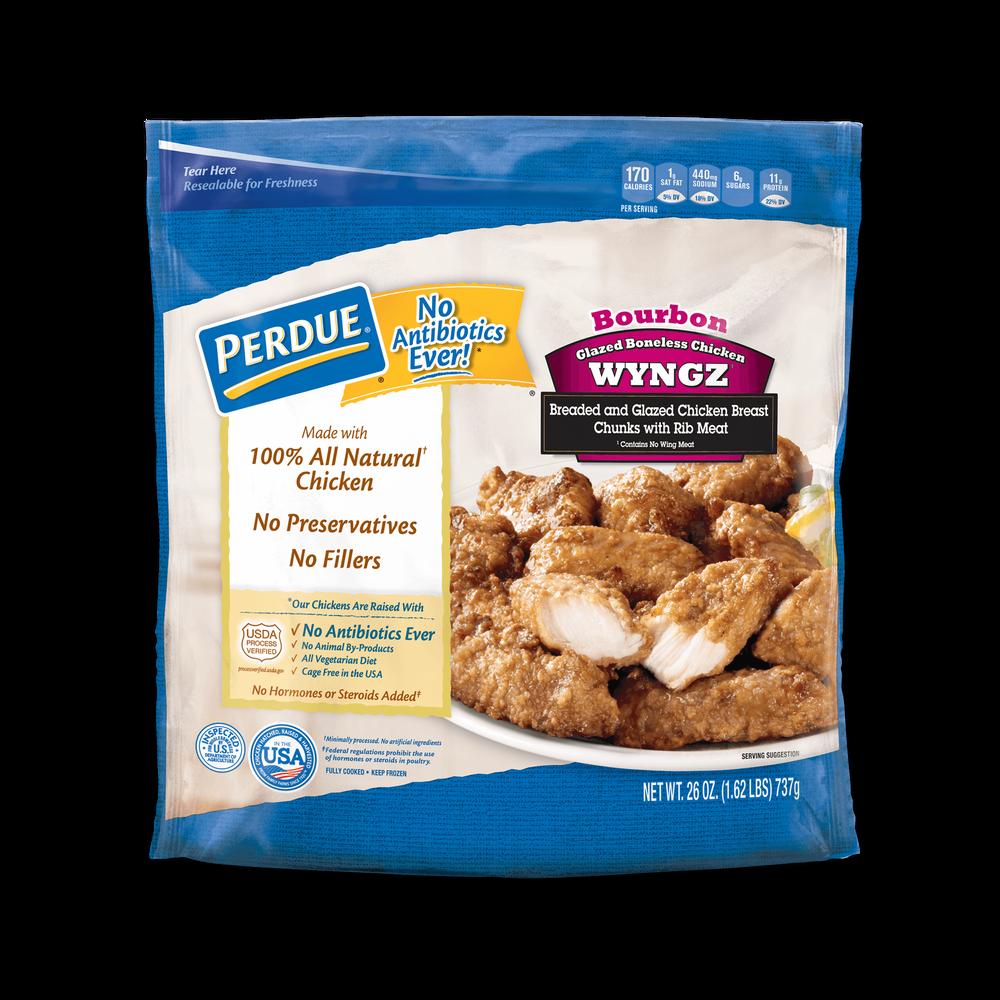 Perdue Bourbon-Style Boneless Chicken Wyngz image number 0