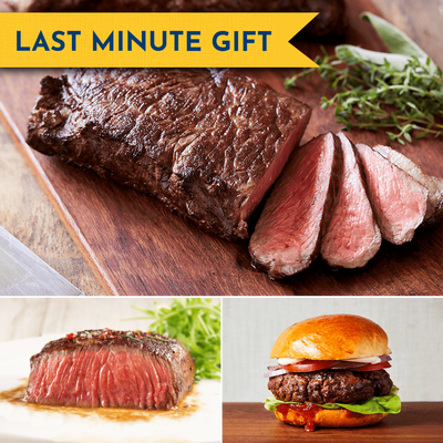 Express Niman Ranch Angus Beef Gift Pack