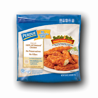 Perdue Buffalo Glazed Chicken Strips