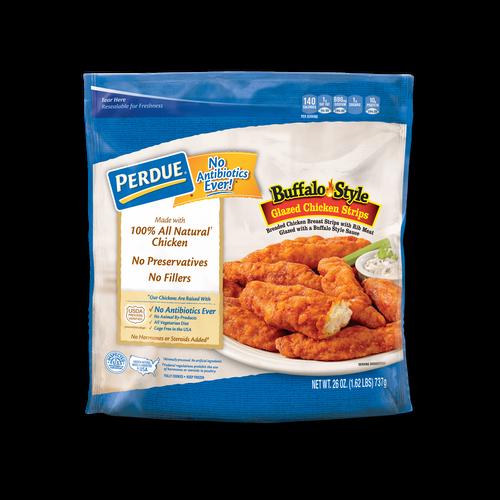 Perdue Buffalo Glazed Chicken Strips