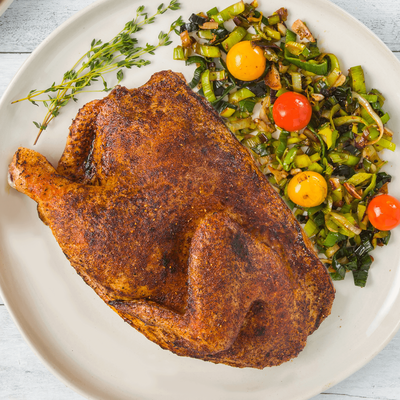 Pasturebird Pasture Raised Half Chicken