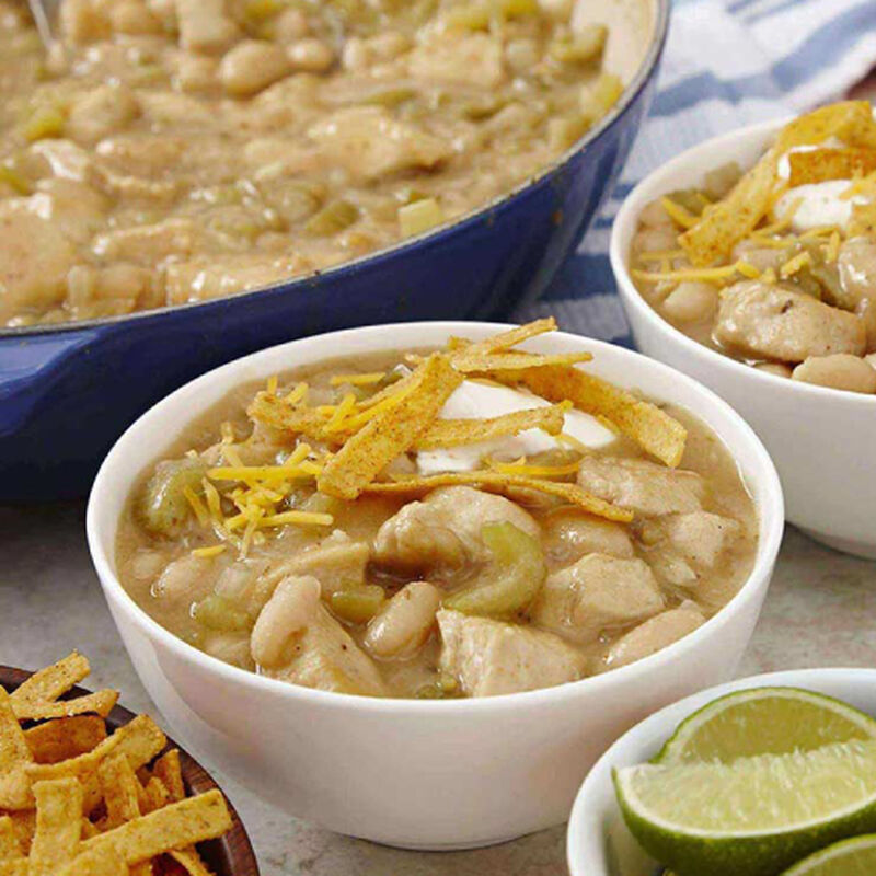 White Chicken Chili image number 0