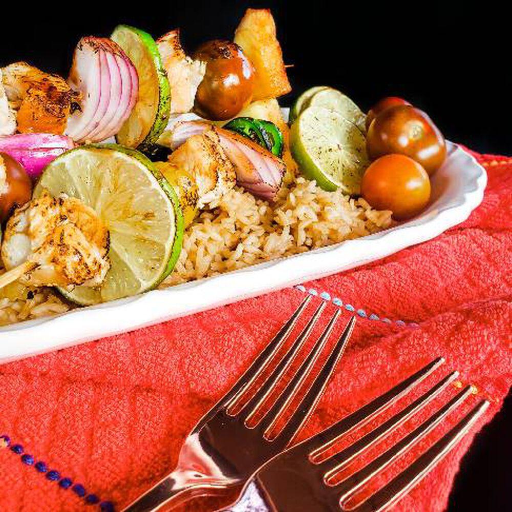 Caribbean Jerk Kebabs image number 0