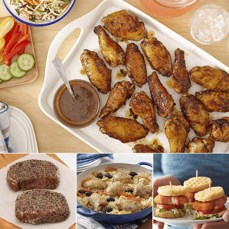 Family Feast Premium Proteins Gift Bundle image number 6