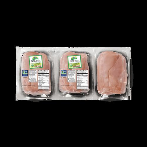 Perdue Harvestland Organic Boneless Skinless Chicken Breasts Pack