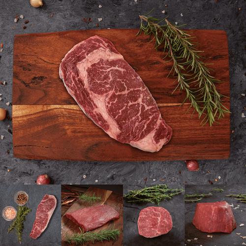 Niman Ranch Steak Experience