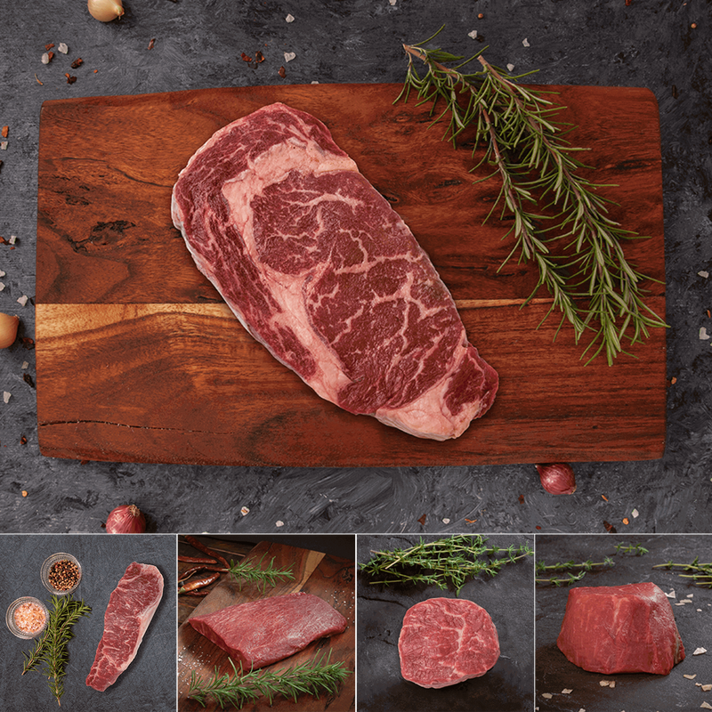 Niman Ranch Steak Experience image number 0